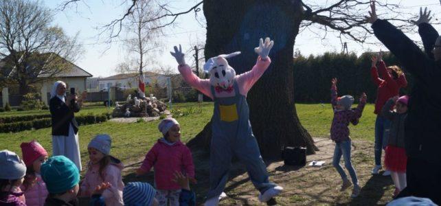 Spotkanie z Zającem Wielkanocnym