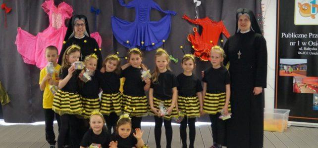 Konkurs taneczny w Osielsku.