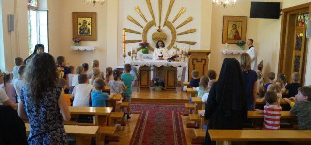 Msza święta- rocznica beatyfikacji bł. Matki Marii Karłowskiej.