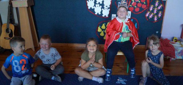 Tradycja :urodziny w przedszkolu…