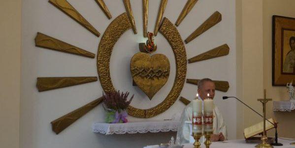 Msza święta dla dzieci.