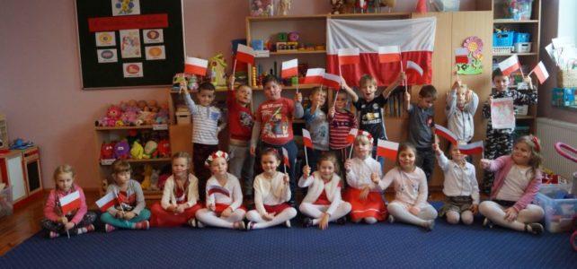 Świętujemy niepodległość Polski.