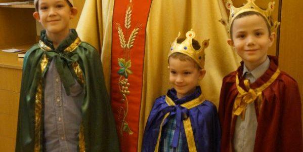 Uroczystość Objawienia Pańskiego czyli tzw. Trzech Króli.