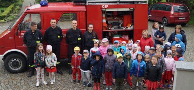 Dzień czerwony- poznajemy pracę strażaka.